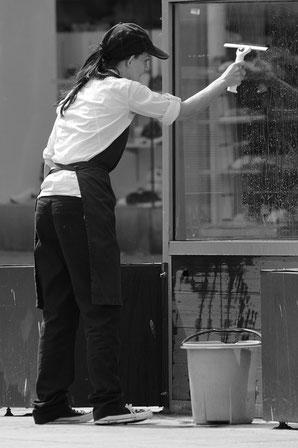 Nettoyage vitres Montpellier / Nîmes