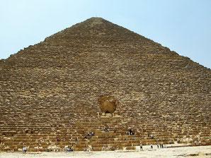 Pirámide de Keops. Foto (cc): Jome jome