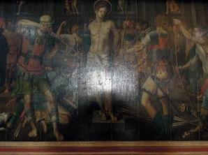 Martyr de St Sébastien