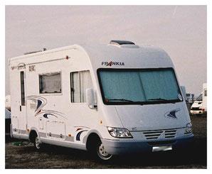 Le Camping car de Evelyne & Gilles