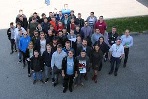 Unsere Lehrlinge Zu Besuch Bei Din Sicherheitstechnik In Linz