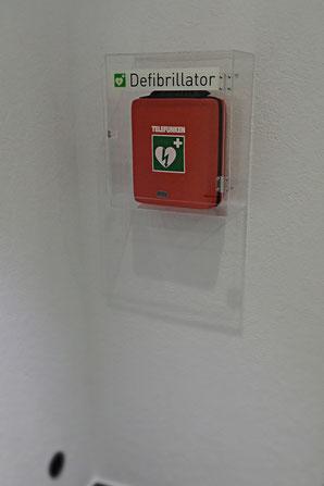 Defibrilator bei Elektro Wollmer GmbH in Birkenfeld