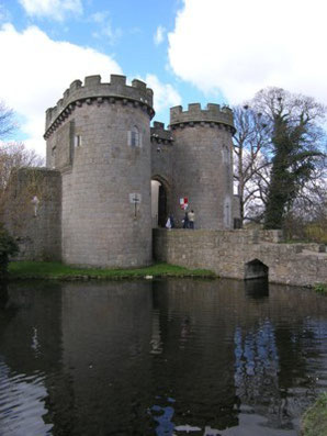 Whittington Castle - The Gatehouse. (2010)