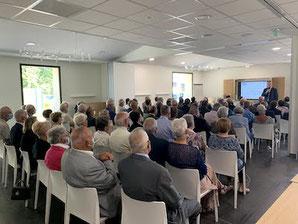 Assemblée générale 2021 de l'ANOCR 34-12-48 au domaine du Grand Puy à Montpellier le 23 septembre 2021 anocr34.fr