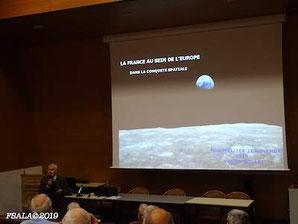 Roger SOLARI en conférence à Montpellier le 21 novembre 2019
