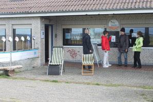Die Naturstation Bottsand - Foto: Vistar Andresen