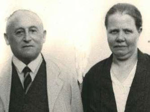 Richard und Martha Altschul