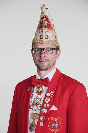 Abteilungsleiter Roman Birnbach