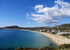 Νέα Ηρακλείτσα, παραλίες, φαγητό, αναρρίχηση και θαλάσσια σπορ