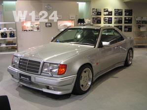 W124 在庫車リストへ・・・