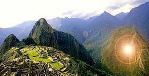 Machu Picchu - Ein Kraftort in Peru