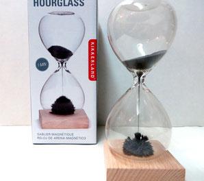 オイルライフ 砂鉄砂時計