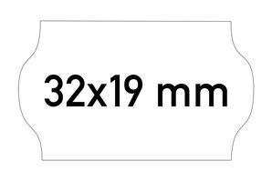 Etiketten 32x19 mm
