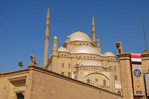 Alabaster Moschee - Kairo