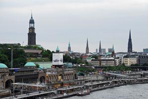Landungsbrücken - Hamburg