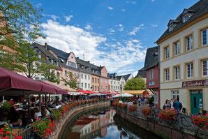 romantisches Saarburg