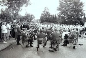 Archivbild Musikverein Jugendlust Scharmede