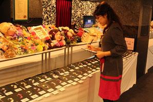 京都理容美容専修学校様 KYORI FESTA 99th イアーアート コンテスト 審査員 会長