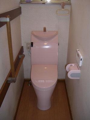 トイレの取付・取替工事はお任せください!システムショップすずき トイレ・水栓・給湯器など住宅機器販売・取付工事お任せください 流山 柏 野田 我孫子 その他近郊