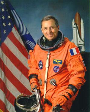 michel tognini astronaute contact