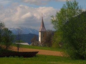 Ossiach - im 11. Jhd von bayerischen Mönchen gegründet