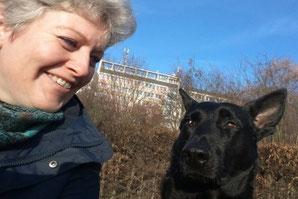 Stress entspannung, aktivität hundephysiotherapie Heike Amthor Leipzig