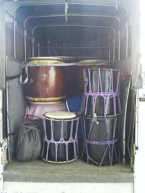 楽器・絵画の運搬