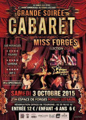 Soirée Miss Forges avec Chris Music