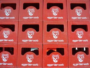 Merci dem Team Egger fürs Bier nach dem Spiel!