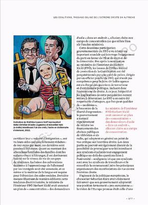 """Mein Beitrag im Buch: Alain Dieckhoff, Christophe Jaffrelot, Elise Massicard: """"L'Enjeu mondial : Populismes au pouvoir"""" (fr), Paris: Presses de Sciences Po, 2019, S. 177.  ISBN 978-2-7246-2500-4"""