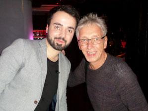 Jonathan Zelter und Peer Wagener am 07.12.2018 im LUX Hannover