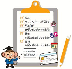 子どものための個人情報保護法ハンドブック(個人情報保護委員会)