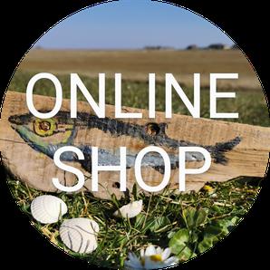 Online Shop der Hallig Galerie Hooge