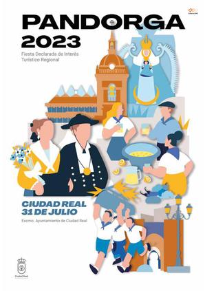 Fiestas en Ciudad Real La Pandorga
