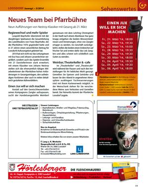 Bericht Loosdorf bewegt 05/2014