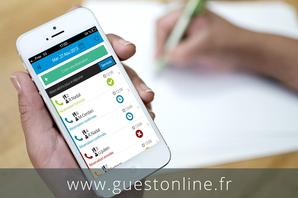 Suivez vos réservations en ligne sur vos terminaux mobiles
