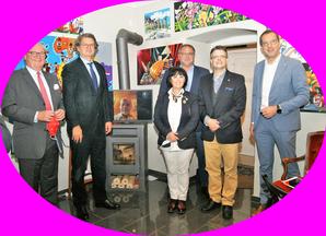Sebastian Prinz von Schoenaich-Carolath, Helmut Brandstätter, Erhard Busek, Georgia Kazantzidu, Willi Mernyi, Matthias Laurenz Gräff, Daniel Lohninger