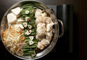 博多風醤油もつ鍋