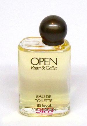 ROGER & GALLET : OPEN EAU DE TOILETTE 7 ML