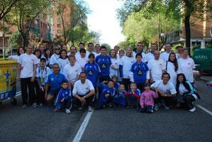 Maratón de Madrid 2010