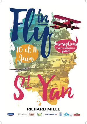 Fly in LFBK St Yan 2017