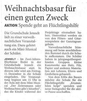 Ostfriesen-Zeitung 08.12.2015