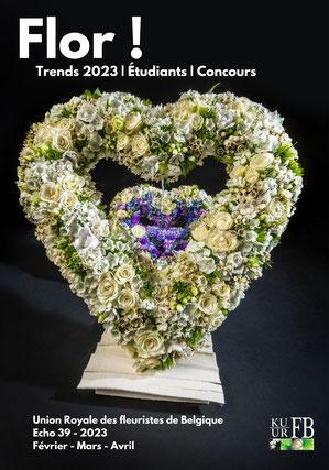 FLOR, le magazine de l'Union des Fleuristes de Belgique