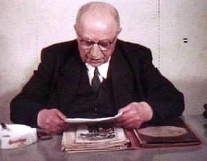 Lehrer Wilhelm Schacht 1960