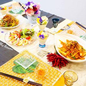 新宿区 料理教室 エムズ レッスン の画像