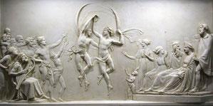 Antonio Canova, Danza dei figli di Alcinoo