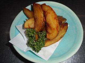 Fried Potato 450 yen