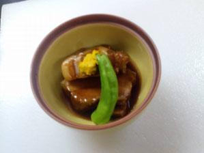 Braised Pork in Nagasaki Style 850 yen