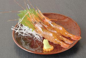 Botan Prawn Sashimi  2,980 yen