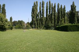 Unterordnungs Platz